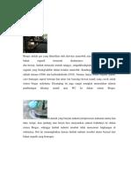 Limbah Cair Biogas