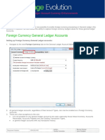 Sage Evolution Foreign Currency