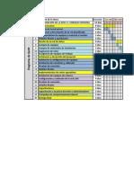 Cronograma Proyecto de Redes