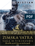 Giles Kristian - Zimska Vatra