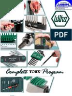 Wiha Torx Catalog