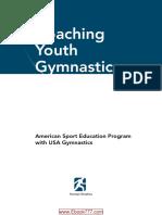 Coaching Youth Gymnastic