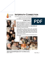May 2008 Interfaith Connection Newsletter, Interfaith Works