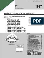 Mitsubishi manual  técnico 1997