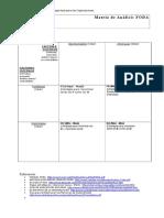 Matriz de Análisis FODA.doc