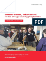 Carbon Co-op Training Programme Booklet