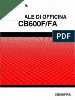 Manuale Officina Hornet 07