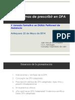 Nuevas Formas Prescripcion DPA