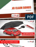 What is a No Claim Bonus?