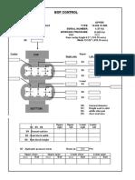 BOP Control Sheet Blank 2 Lower