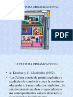 1.1LA CULTURA ORGANIZACIONAL1