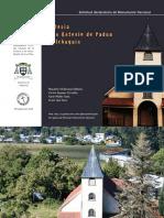 """Chile, """"Pelchuquin, Iglesia San Antonio"""""""