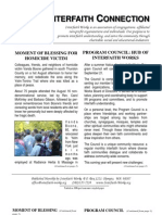 September 2010 Interfaith Connection Newsletter, Interfaith Works