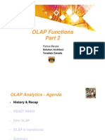 OLAP Functions - Part2