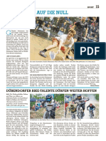 Zeitungsbericht Glattaler 20. Juli 2018 Seite 15