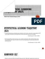 Hypothetical Learning Trajectory (HLT)