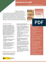 Gana en Salud - Fichas - LQ - 8 Alimentacion