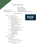 OLVER P. - Applied Mathematics.pdf