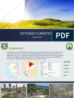 ESTUDIO CLIMATICO curahuasi
