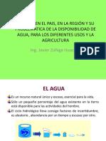 C1_EL RIEGO EN EL PAIS, SU PROBLEMATICA Y LA GIRH-1.pptx