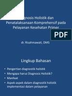 Diagnosis Holistik 2013