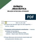 Relação Estrutura-Atividade (1)