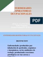 ENFERMEDADES OCUPACIONALES[16 y 17.08]