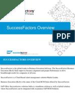 SAP SuccessFactors Demo