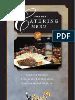 SAN-14439 Catering Menu