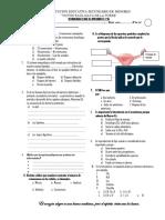 Evaluacion Parcial de Bio III Trim