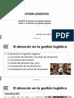 Segundo Consolidado Logistica
