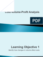 CVP Analysis