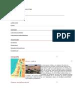 Geografía, Geología y Arqueología
