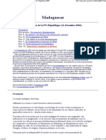 Madagascar, Constitution de la IVe Republique 2010.pdf