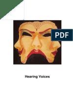 Proyecto escuchando voces