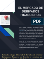 El Mercado de Derivados Financieros