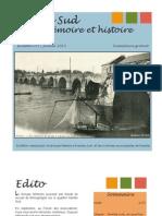 LE GROUPE MEMOIRE NANTES SUD  - Bulletin n°3