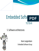 Lect 05 Software Architectures
