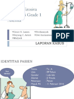 LAPKAS GERIATRI Gastritis Erosiva, Anemia Dan Hipertensi
