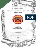 Informe Del Achote