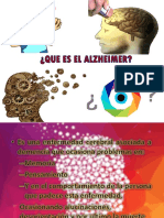 El Alzheimer Psicofisiologia