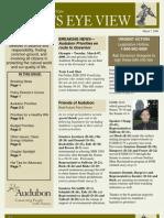 2006 Issue #5 Bird's Eye View Newsletter Washington Audubon Society