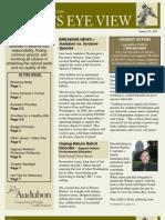 2006 Issue #2 Bird's Eye View Newsletter Washington Audubon Society