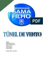 Túnel de Vento - Michel