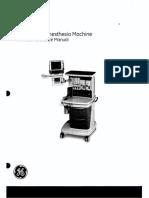 Ge Aespire7100 Technical Referance Manual