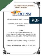 Universidad Cristiana Evangelica Nuevo Milenio