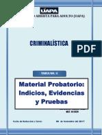 4-Criminalística%2c Tarea 4.1-Material Probatorio (E)