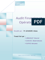 44185146 Audit Operationnel