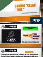 Estudio Fotográfico Clerk
