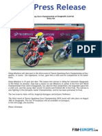 191 2018 Speedway Euro Championship at Daugavpils Entry List